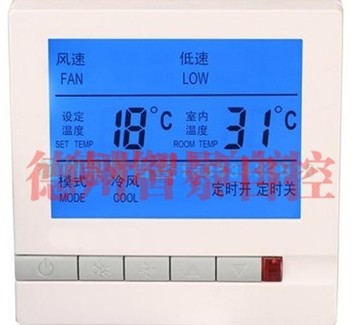 604温控器